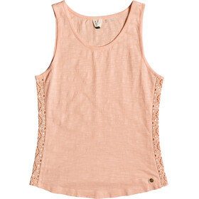 Roxy Another Breath Tank Top Women Salmon